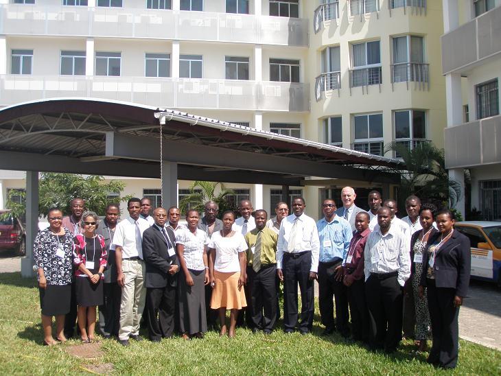 MDAST Workshop Participants (Tanzania, 2010)