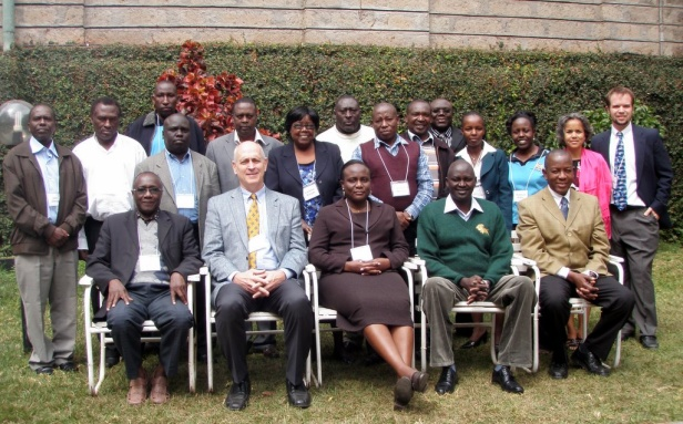 MDAST Workshop Participants (Kenya, 2010)