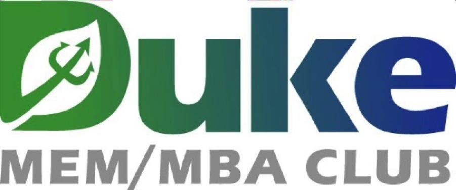 Duke MEM/MBA Club