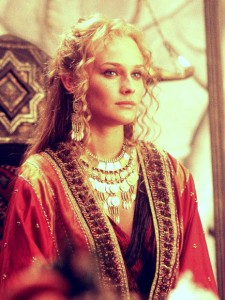 Diane Kruger as Helen in Troy(2004).3