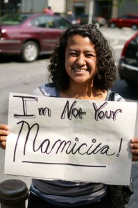 "Jessica: ""I'm not your Mamacita!"""