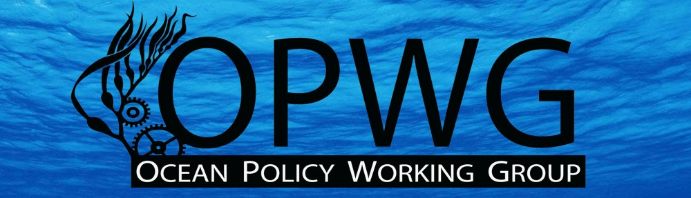 Ocean Policy Working Group