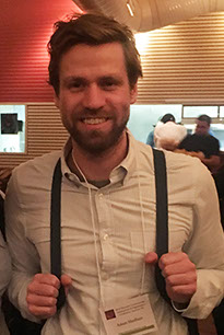 Poss Lab member Adam Shoffner, M.D.