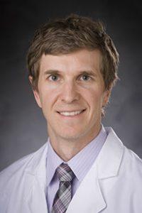 Poss Lab member David Brown, M.D., Ph.D.