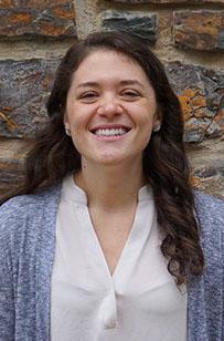 Poss Lab member Kelsey Oonk