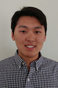 Poss Lab member Jeffrey Zhong