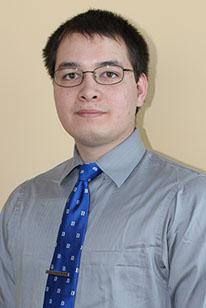 Poss Lab member John Thompson