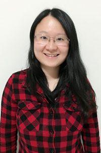 Poss Lab member Ruorong Yan, Ph.D.