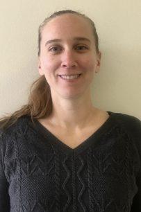 Poss Lab member Leslie Slota Burtt, Ph.D.