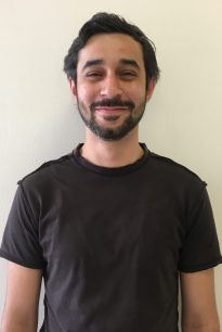 Poss Lab member Faraz Ahmed Butt