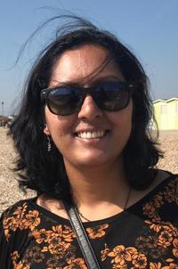 Poss Lab member Nitya Ramkumar, Ph.D.