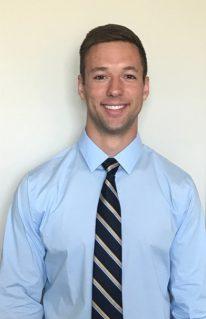 Poss Lab member Grant Darner