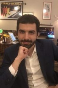 Alessandro DeSimone, Ph.D.