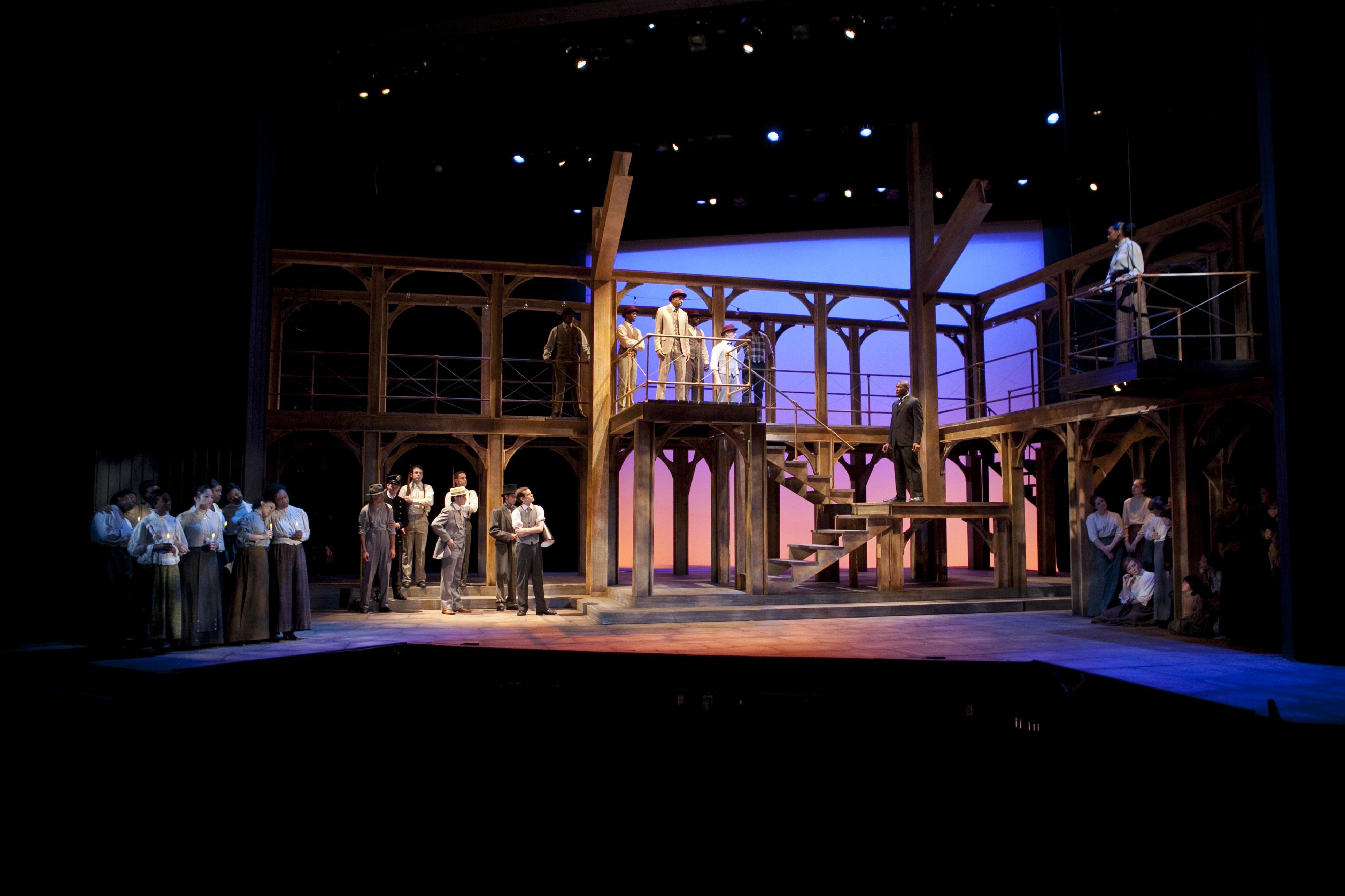 Realism theatre
