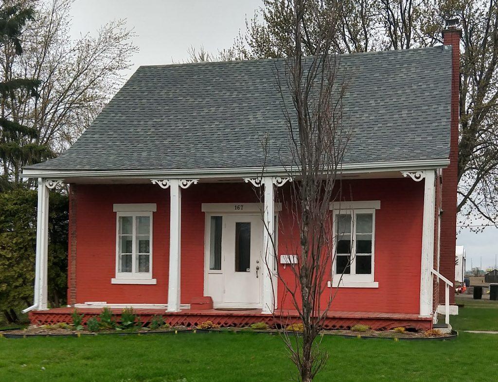 Maisons historiques de la Grande-Côte de Blainville – Rang ...