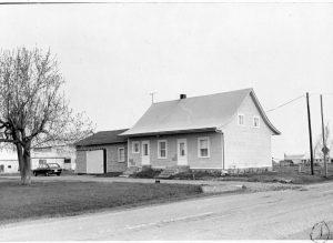 Maison du lot 850.