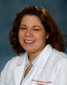Photo of Clarissa Diamantidis, MD Assistant Professor Division of General Internal Medicine.