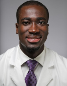 This is a photo of George Yankey, MD Fellow, Department of Medicine, Division of Cardiology.