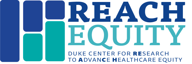 Duke Center for REACH Equity