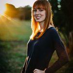 Lily Hiser, undergraduate researcher in the Bursac Lab