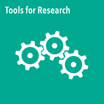 Rethinking Clinical Trials - Page for all links for Tools for Research