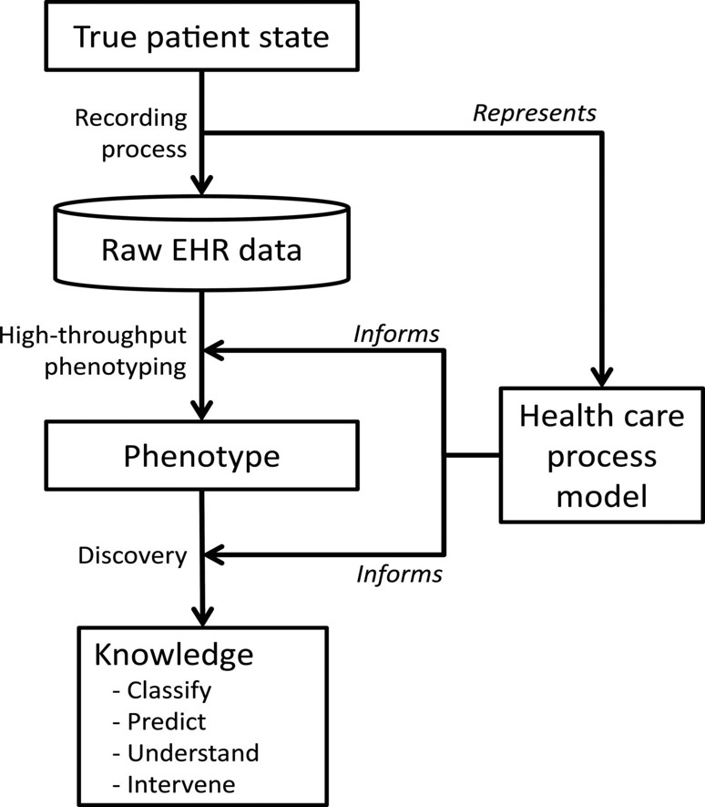 EHR phenotyping figure