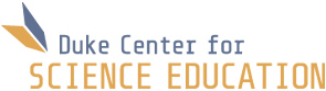 Duke Center for Science Education