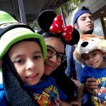 20170326_Stef's family at Disneyland