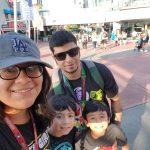20190926_Stef's family at Disneyland