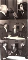 Henze, John Harbison, and Daniel Brewbaker, 1981