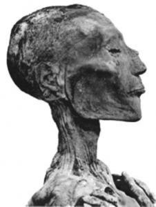 Pharaoh Ramses.