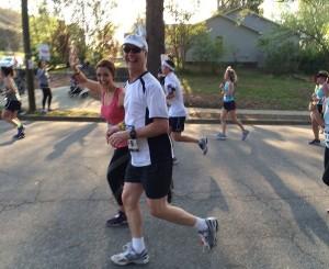 run w dad