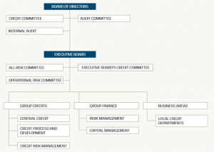 Risk Organization of the Danske Bank Group