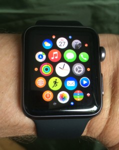 Apple Watch (imagine from https://commons.wikimedia.org)