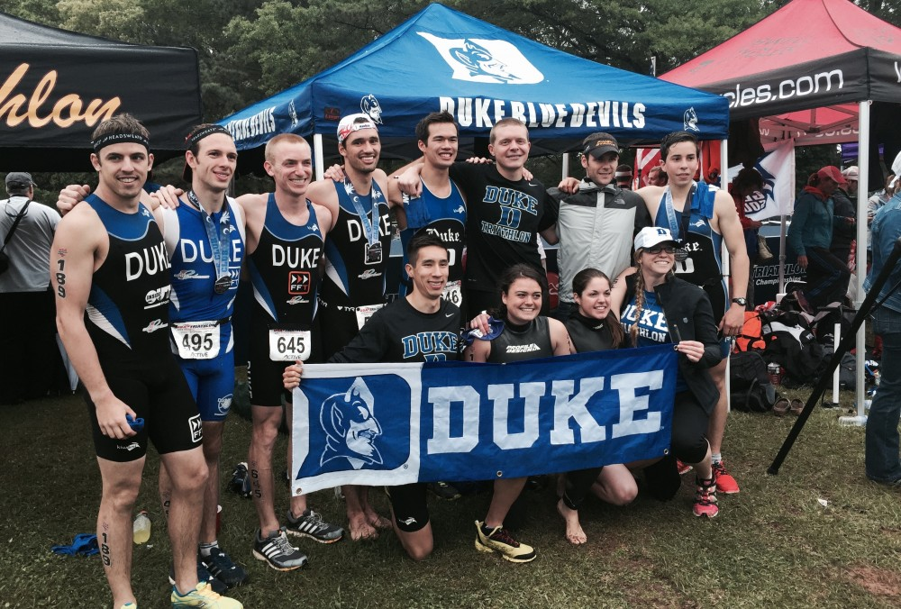 Duke Triathlon Club