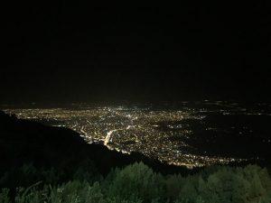 Denizli at night