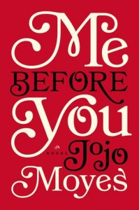 Picture of the cover of Me Before You