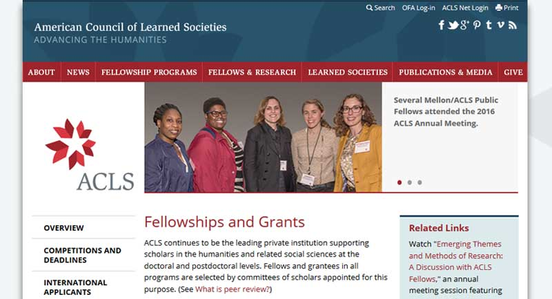international dissertation research fellowship