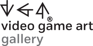 Video Game Art Reader and Gallery