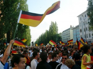 After a German victory in the semifinals