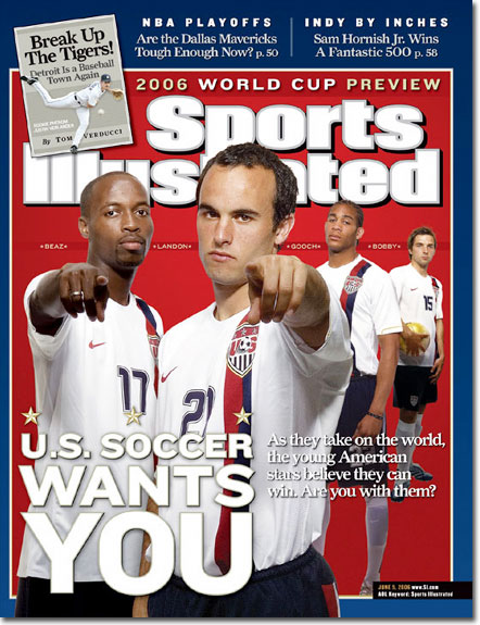 US Soccer Wants YOU!