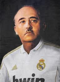 Francisco-Franco-tifoso-del-Real-Madrid2