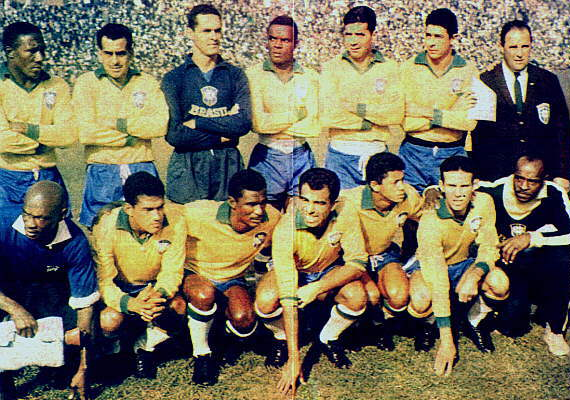 Soccer Politics / The Politics of Football » Brazil