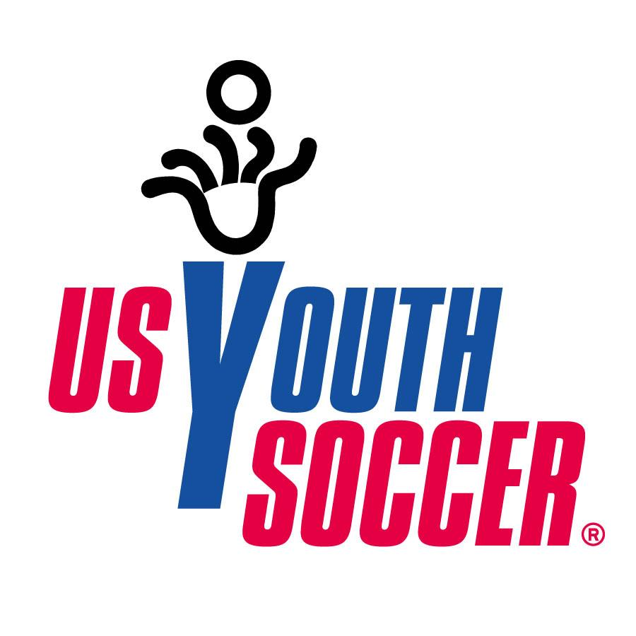 The United States Youth Soccer logo.