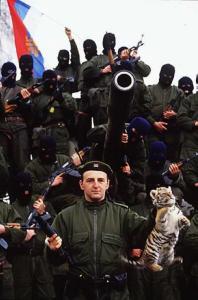 """Željko """"Arkan"""" Ražnatović The Tigers"""