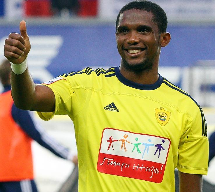 Cameroon Samuel Eto O Soccer Politics The Politics Of Football