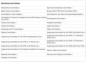 The Structure And Policies Of Fifa Soccer Politics The