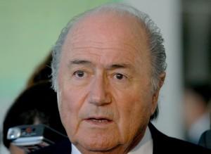 FIFA President Sepp Blatter  Courtesy of wikimedia.org