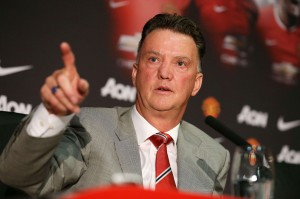 United Manager Louis Van Gaal (courtesy of mirror.co.uk)