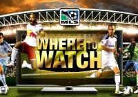MLS on TV